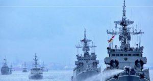TNI AL kerahkan kapal perang di Natuna