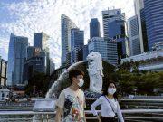 Ekonomi Singapura mulai rebound dengan pertumbuhan 0,2 persen di kuartal pertama 2021.