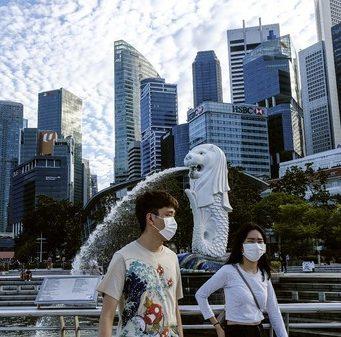 Pelancong 8 negara sudah bisa masuk Singapura.