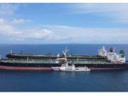 Dua kapal tanker diamankan di laut natuna