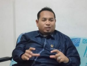 Wakil Ketua Pengadilan Agama Karimun M Andri Irawan