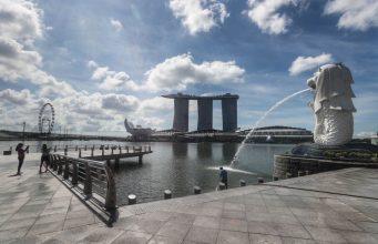 Singapura kembali locdown ketat yang akan berlaku Ahad (16/5/2021).