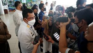 Arif Fadillah menyampaikan perihal masa jabatan Gubernur Isdianto
