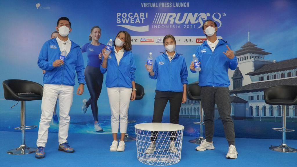 Pocari Sweat Run Indonesia 2021