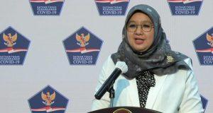 Indonesia menyatakan tak akan ada vaksin dosis ketiga.