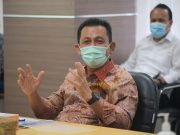 Gubernur Kepri H. Ansar Ahmad, SE, MM meminta kepala daerah se-Kepri menegakkan prokes.