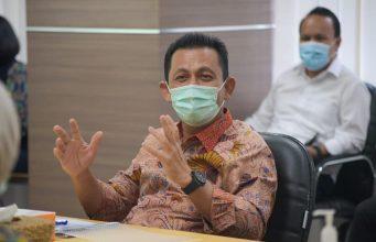 Gubernur Kepri H. Ansar Ahmad, SE, MM meminta santunan covid cepar cair untuk keluarga pasien.