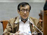 Menkumham Yasonna Laoly menolak mengesahkan Demokrat KLB Deli Serdang.