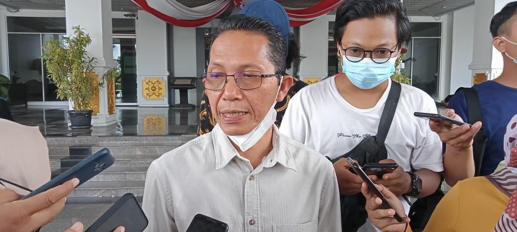 Wakil Wali Kota Batam Amsakar mempersilakan Kejari untuk melakukan proses hukum terhadap Kadishub Batam.
