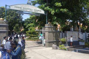 Pondok Pesantren Tebuireng, Jombang, Jawa Timur.