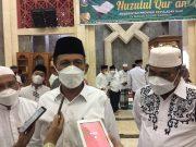 Gubernur Ansar meniadakan Salat Idul Adha di masjid dan tempat-tempat umum serta lapangan.