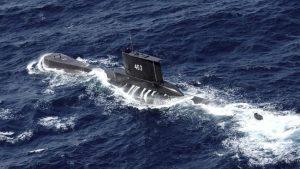 Seandainya sudah tidak ada harapan ketemu, maka seluruh awak kapal selam KRI Nanggala-402 meninggal syahid.