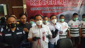 lima pengurus tki ilegal